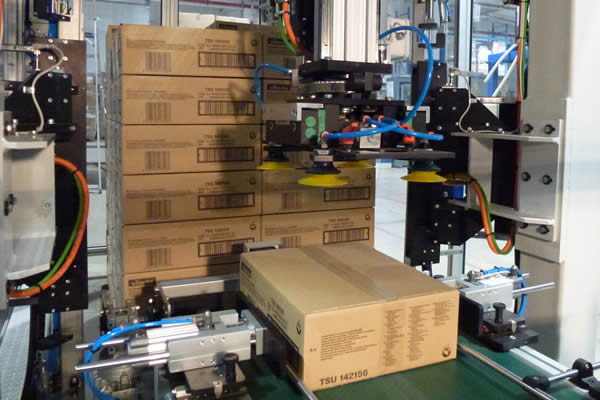 Palletizer Systems